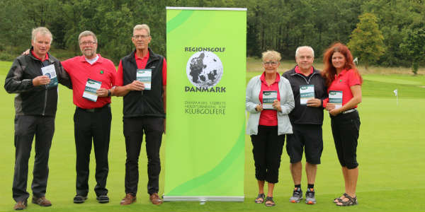 Regionsfinale D-rækken 2014